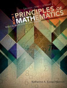 Principles of Mathematics Book 1 (Scratch & Dent)