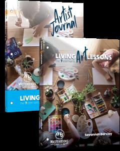 Living Art Lessons Set