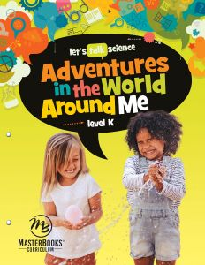Adventures in the World Around Me: Level K (Download)