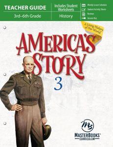 America's Story 3 (Teacher Guide - Scratch & Dent)