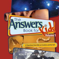 The Answers Book for Kids 1