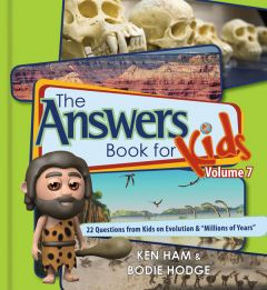 The Answers Book for Kids 7 (Scratch & Dent)