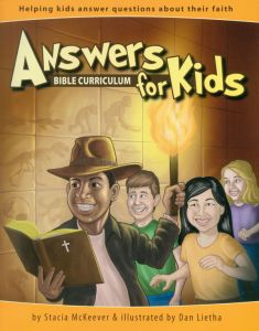 Answers Bible Curriculum for Kids