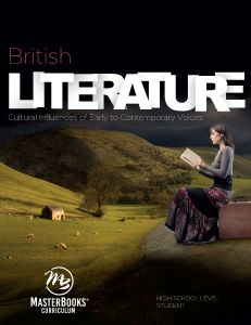 British Literature (Student Book - Scratch & Dent)