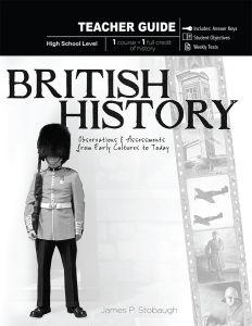 British History (Teacher Guide - Download)