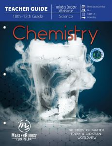 Master's Class High School Chemistry (Teacher Guide - Download)