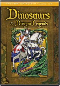 Dinosaurs & Dragon Legends