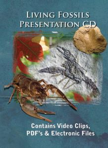 Living Fossils Presentation CD