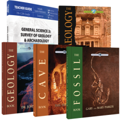 General Science 2: Survey of Geology & Archaeology (Curriculum Pack)