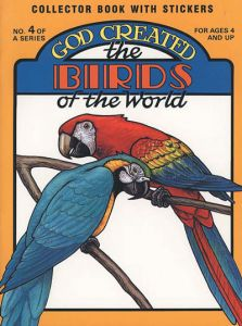 God Created the Birds of the World