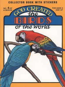 God Created the Birds of the World (Download)