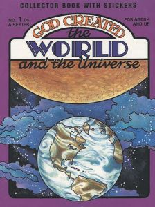 God Created the World & the Universe (Download)