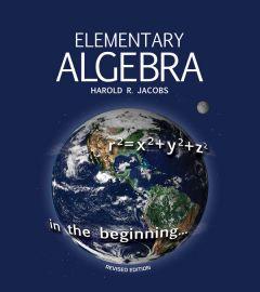 Elementary Algebra (Scratch & Dent)