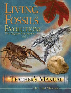 Living Fossils: Teacher's Manual