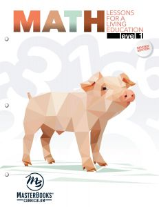 Math Lessons for a Living Education: Level 1 (Download)