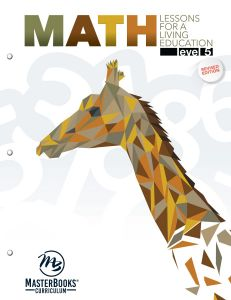 Math Lessons for a Living Education: Level 5 (Scratch & Dent)