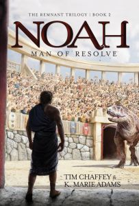Noah: Man of Resolve