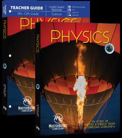Master's Class High School Physics Set