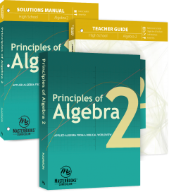 Principles of Algebra 2 (Curriculum Pack)