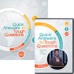 Quick Answers to Tough Questions Combo