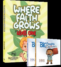 Where Faith Grows: Level 1 (Curriculum Pack)
