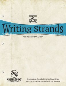 Writing Strands: Beginning 2