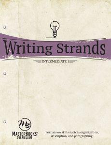 Writing Strands: Intermediate 1