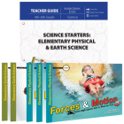 Science Starters: Elementary Physical & Earth Science (Curriculum Pack)