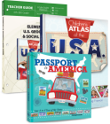 Elementary U.S. Geography & Social Studies (Curriculum Pack)
