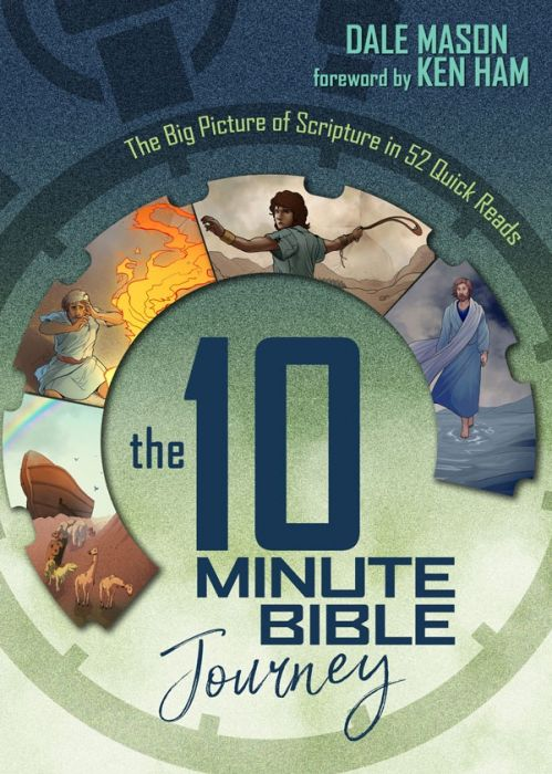 The 10 Minute Bible Journey (Download)