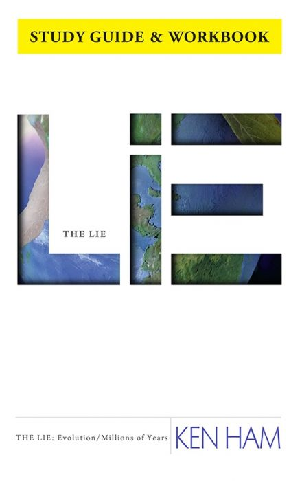 The Lie: Evolution (Study Guide & Workbook)