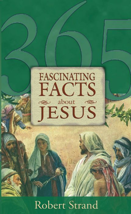 365 Fascinating Facts About Jesus (Download)