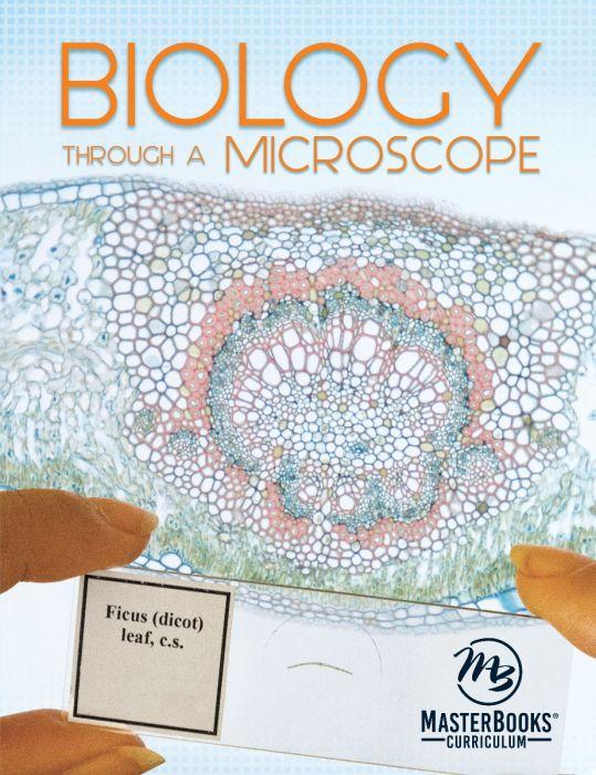Biology Through A Microscope (Lab Book)