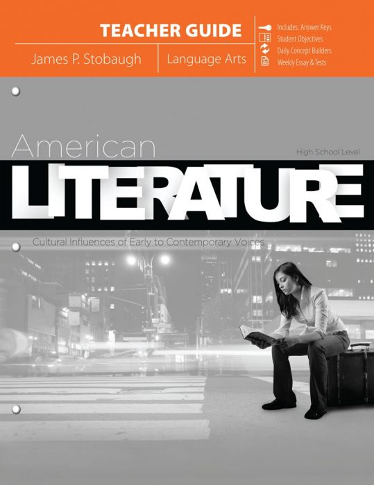 American Literature (Teacher Guide - Download)