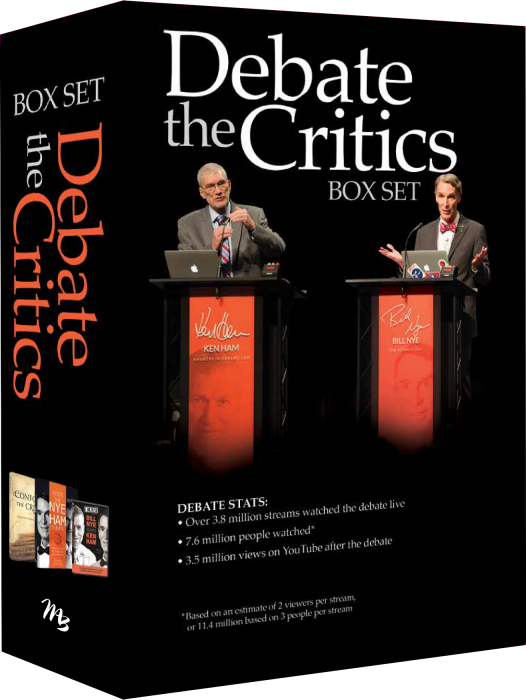 Debate the Critics