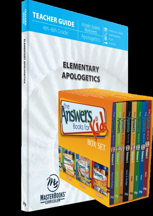 Elementary Apologetics (Curriculum Pack)