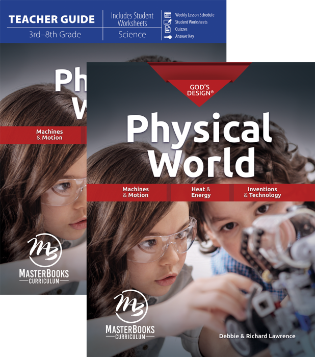 God's Design for the Physical World Set (MB Edition)