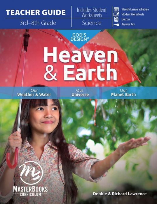 God's Design for Heaven & Earth (Teacher Guide - MB Edition - Download)