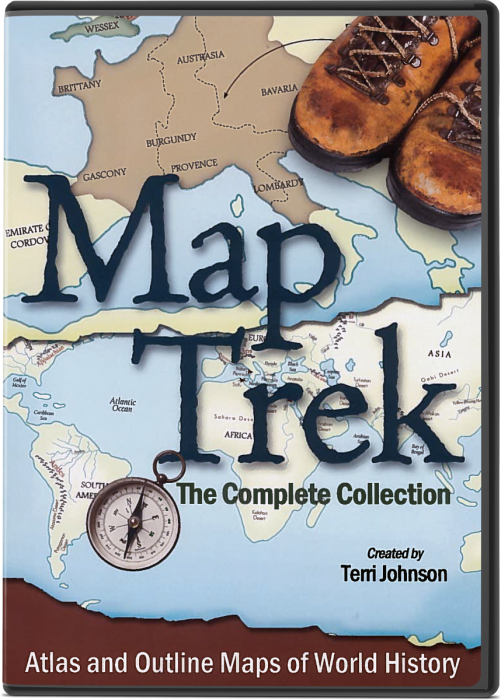 Map Trek: The Complete Collection (CD)
