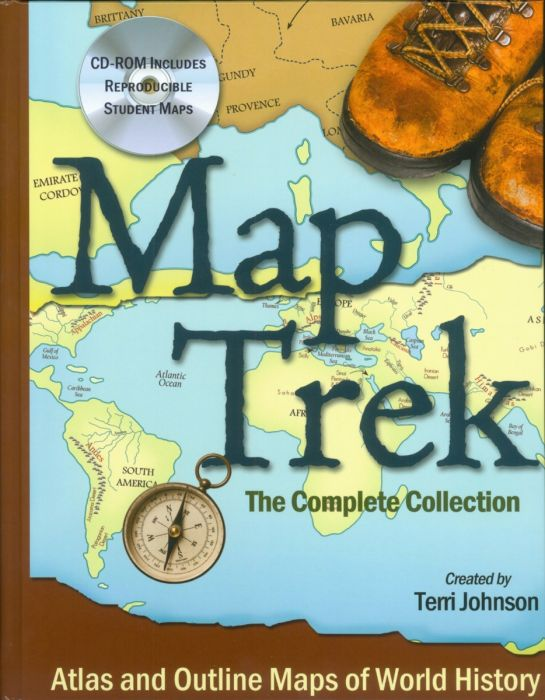 Map Trek: The Complete Collection (Download)