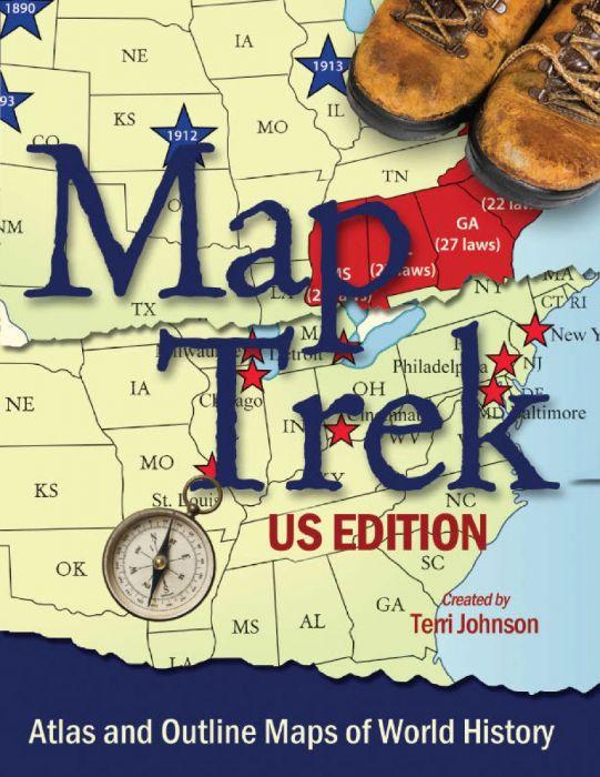 Map Trek: US Edition (Download)