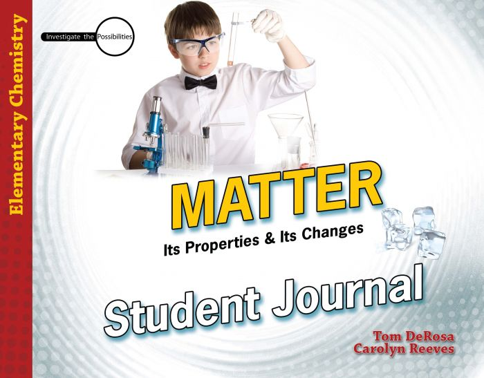Matter (Student Journal - Download)
