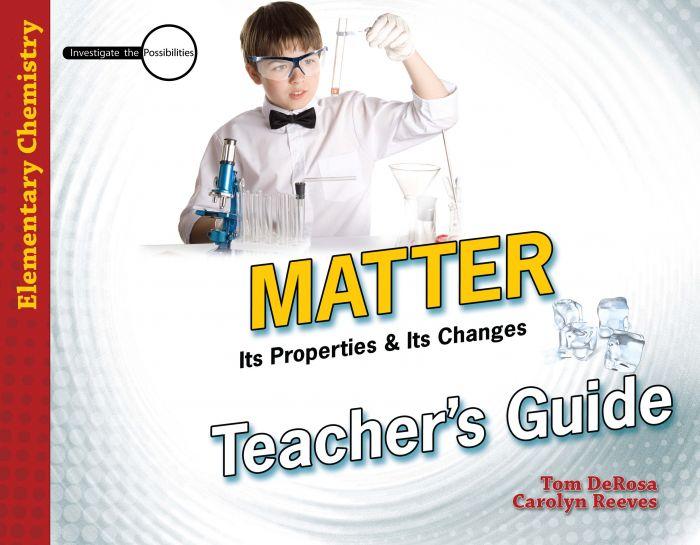 Matter (Teacher's Guide - Download)