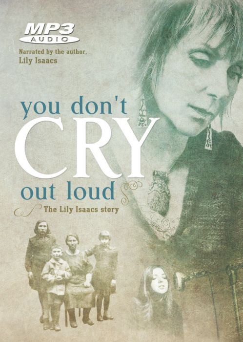 You Don't Cry Out Loud (Audiobook CD)