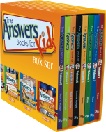 Answers for Kids Box Set