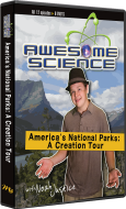 America's National Parks: A Creation Tour (6 DVD Set)
