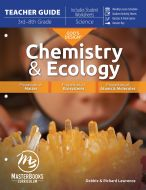 God's Design for Chemistry & Ecology (Teacher Guide - MB Edition)
