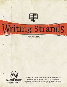 Writing Strands: Advanced 2