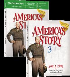 America's Story 3 Set