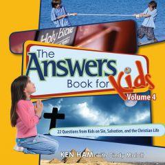 The Answers Book for Kids 4